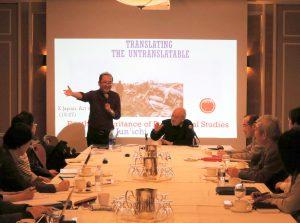 タラル・アサド教授との共同セッション