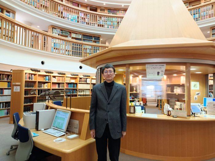 王先生図書館写真